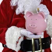 A financial letter from Santa (with a nod to Elf and Safety) . . .