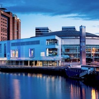 Waterfront Hall could be used as temporary venue for trials