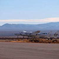 Virgin Galactic test flight ends prematurely