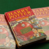 Harry Potter first edition sells for thousands after avoiding car boot sale