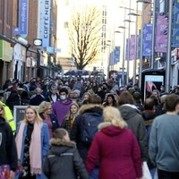 Shopping surge was 'expected' says Retail NI chief