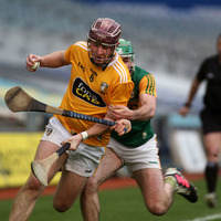 Antrim in famous Joe McDonagh final victory and Limerick on top in All-Ireland hurling decider