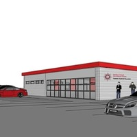 Planning application for £42m investment Co Tyrone fire training college