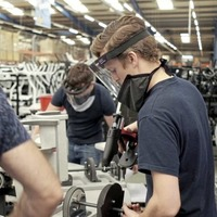 Lisburn company Hi Viso in new PPE product launch