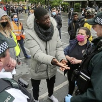 BAME groups will not engage with taskforce aimed at discussing policing of BLM protest