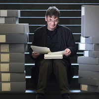Ian Rankin archive ready for readers to explore at national library