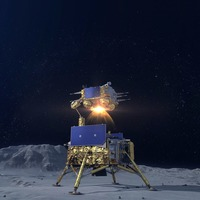 Chinese spacecraft returns to Earth carrying Moon rocks