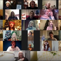 Video: Allied Health Professions Choir performs Have Yourself a Merry Little Christmas