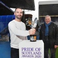 'Heroes' recognised at Pride of Scotland Awards
