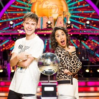 Strictly hopeful HRVY reveals his plans for the glitterball trophy
