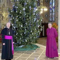 Approach Christmas with humility and service