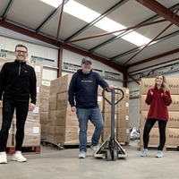 IKEA partner with social enterprise company to help restore dignity to children in care this Christmas
