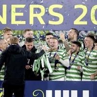 Neil Lennon cherishes 'unique' achievement as Celtic rewrite record books