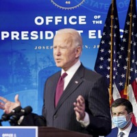 Joe Biden to receive Covid vaccine today as Donald Trump still to be vaccinated