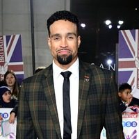 Ashley Banjo reveals new year's resolution for 2021