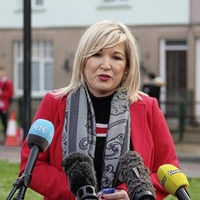 Michelle O'Neill: 'There needs to be an all-Ireland travel ban'