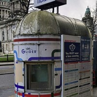 Landmark bus kiosk in Belfast city centre to close after more than 40 years