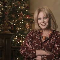 It was a privilege to help Charles record festive poem, says Joanna Lumley
