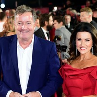Piers Morgan and Susanna Reid share message of hope during Christmas show