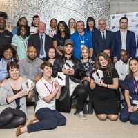 Performing for Queen's Christmas broadcast was amazing, says NHS choir singer