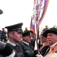 Moderate unionists saw Drumcree as a 'line in the sand'