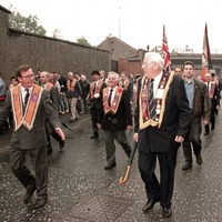 Looming Drumcree dominated inter-government summit in 1997