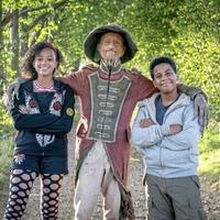 TV QUICKFIRE: Mackenzie Crook on reprising his role as classic children's character Worzel Gummidge