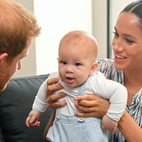 Archie steals the show during Harry and Meghan's podcast