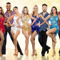 Strictly Come Dancing stars return to dancefloor for new year performance