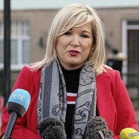 Michelle O'Neill says transfer tests should not go ahead