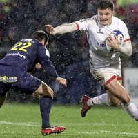 Ulster edged out by Connacht in dramatic end to Pro14 Rainbow Cup opener