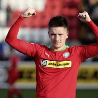 Paddy McLaughlin praises Cliftonville's 'bottle' after dramatic win at Dungannon