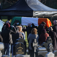 Funeral of former Real IRA leader Michael McKevitt takes place in Co Louth