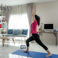 Lost workout motivation? These expert tips will help you get back into at-home exercise