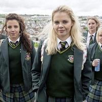 Coronavirus delays Derry Girls third series to 2022