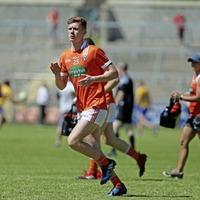 I simply didn't love the game of Australian Rules: Armagh's returning Ross McQuillan