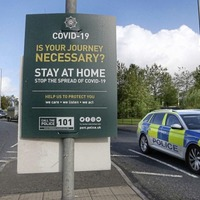 PSNI given new powers to order people home