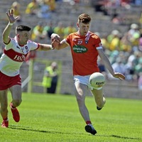 Ross McQuillan back on home soil and ready for Armagh challenge