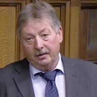 Sammy Wilson defends Westminster trip despite advice to stay away