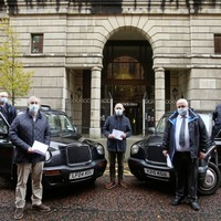 Taxi drivers left in poverty over 'mishandled' payments