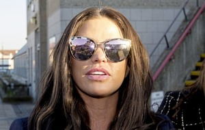 Sleb Safari: Katie Price is raffling her hair extensions