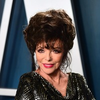 Dame Joan Collins's 'outrageous' diary entries to be published