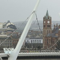 Derry walkers urged to avoid Peace Bridge due to concern over crowds
