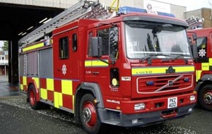 Police appeal for information about a fire in Banbridge shed