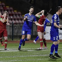Crusaders snatch late draw against Cliftonville as circuit-breaker kicks in