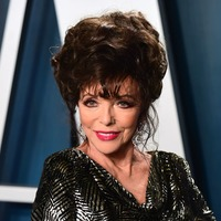 Dame Joan Collins: Keeping fit indoors has ruined my carpet