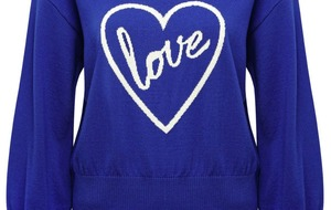 On Trend: Say it in style: 5 of the best slogan jumpers