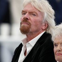 Sir Richard Branson announces mother Eve, 96, has died after Covid battle