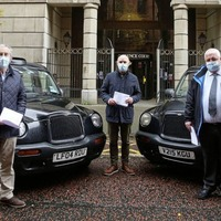 Covid-19: Pledge to pay taxi drivers additional £1,500