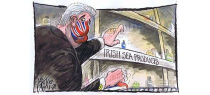 Irish Sea border